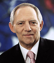 Portrait of Wolfgang Schäuble (click to view image source)