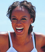 Portrait of Tyra Banks (click to view image source)