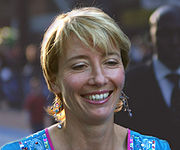 Portrait of Emma Thompson (click to view image source)