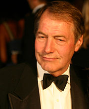 Portrait of Charlie Rose (click to view image source)