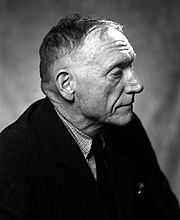 Portrait of Robert Penn Warren (click to view image source)