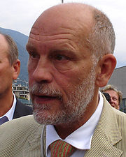 Portrait of John Malkovich (click to view image source)
