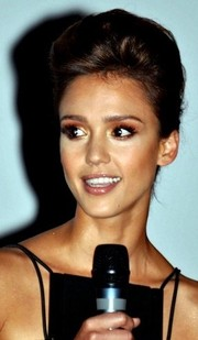 Portrait of Jessica Alba (click to view image source)