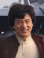Portrait of Jackie Chan (click to view image source)