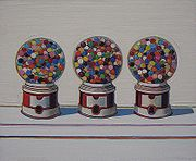 Portrait of Wayne Thiebaud (click to view image source)