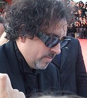 Portrait of Tim Burton (click to view image source)