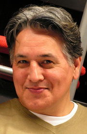 Portrait of Robert Beltran (click to view image source)