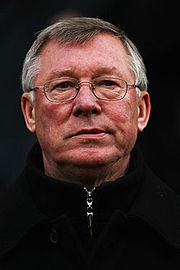 Portrait of Alex Ferguson (click to view image source) - thumb043783