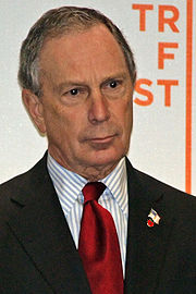 Portrait of Mike Bloomberg (click to view image source)