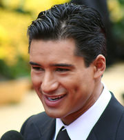 Portrait of Mario Lopez (click to view image source)