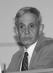 Portrait of John Nash (click to view image source)