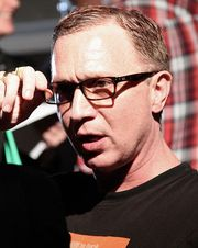 Portrait of Bruce LaBruce (click to view image source)