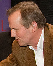 Portrait of John Grisham (click to view image source)