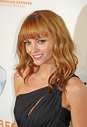 Portrait of Christina Ricci (click to view image source)