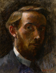 Portrait of Édouard Vuillard (click to view image source)