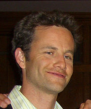 Portrait of Kirk Cameron (click to view image source)