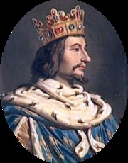 Portrait of King of France Charles V  (click to view image source)
