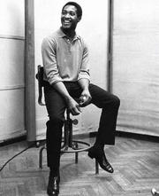 Portrait of Sam Cooke (click to view image source)