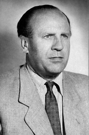 Portrait of Oskar Schindler  (click to view image source)