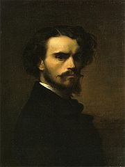 Portrait of Alexandre Cabanel (click to view image source)