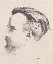 Portrait of Maurice Denis (click to view image source)