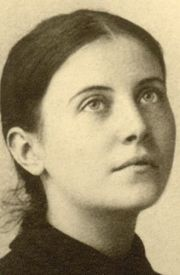 Portrait of Gemma Galgani (click to view image source)