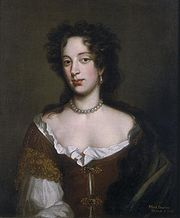 Portrait of Queen Consort (1658) Mary (click to view image source)