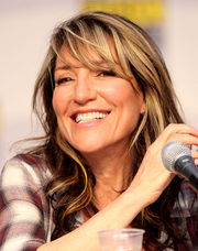 Portrait of Katey Sagal (click to view image source)