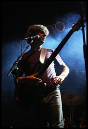 Portrait of Mike Gordon (click to view image source)