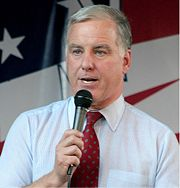 Portrait of Howard Dean (click to view image source)