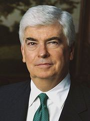 Portrait of Christopher Dodd (click to view image source)