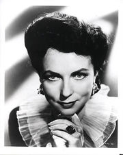 Portrait of Agnes Moorehead  (click to view image source)