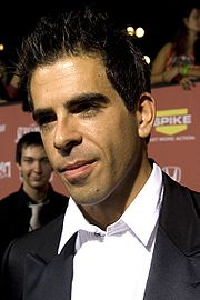 Portrait of Eli Roth (click to view image source)