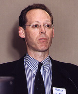 Portrait of Paul Farmer (click to view image source)