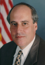 Portrait of Dan Glickman (click to view image source)