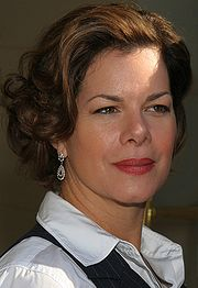 Portrait of Marcia Gay Harden (click to view image source)