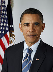 Portrait of Barack Obama (click to view image source)