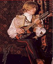 Portrait of Brian Jones (click to view image source)
