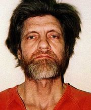 Portrait of Ted Kaczynski (click to view image source)