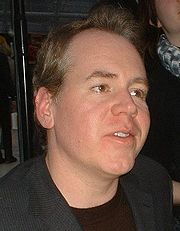 Portrait of Bret Easton Ellis (click to view image source)