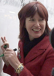 Portrait of Janet Street-Porter (click to view image source)