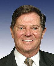 Portrait of Tom DeLay (click to view image source)