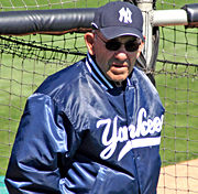 Portrait of Yogi Berra (click to view image source)
