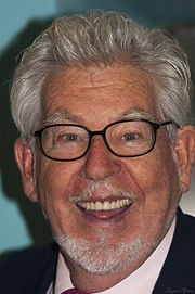Portrait of Rolf Harris  (click to view image source)