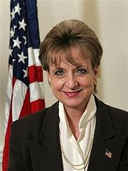 Portrait of Harriet Miers (click to view image source)