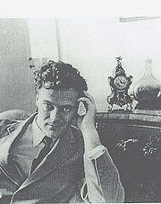 Portrait of Robert Lowell (click to view image source)
