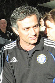 Portrait of Jose Mourinho (click to view image source)