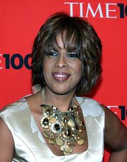 Portrait of Gayle King (click to view image source)