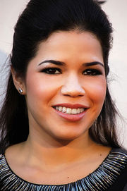 Portrait of America Ferrera (click to view image source)