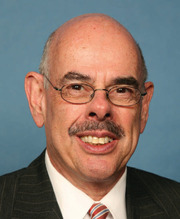 Portrait of Henry Waxman (click to view image source)